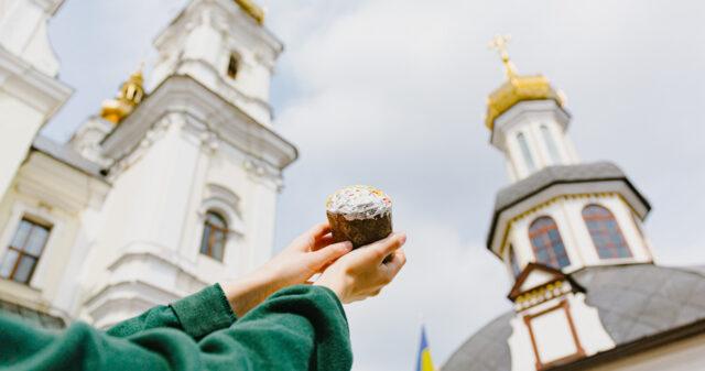 Переддень Великодня: як вінничани почали відзначати одне з найбільших християнських свят. ФОТО