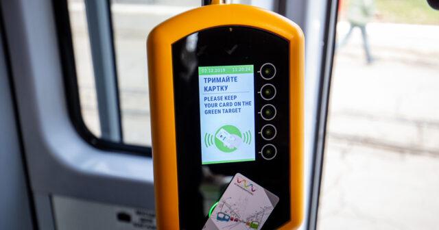У Вінниці відзавтра почнуть працювати валідатори у деяких маршрутних таксі