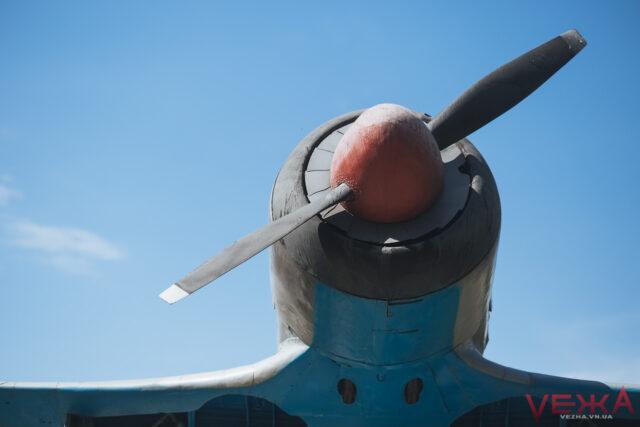 У вінницькому Музеї Повітряних Сил облаштували нову виставкову залу