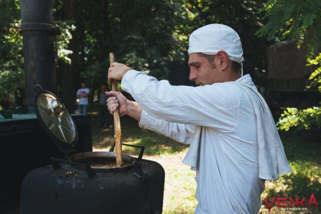 У Вінниці вшосте відбудеться фестиваль польової кухні, присвячений пам'яті Тараса Сича