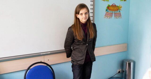 Вінничанка з аутизмом за власною методикою викладає англійську для дітей