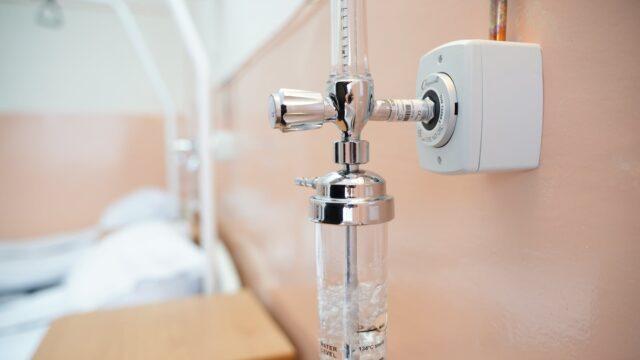 У госпіталі ветеранів війни планують капітально відремонтувати систему централізованої подачі кисню