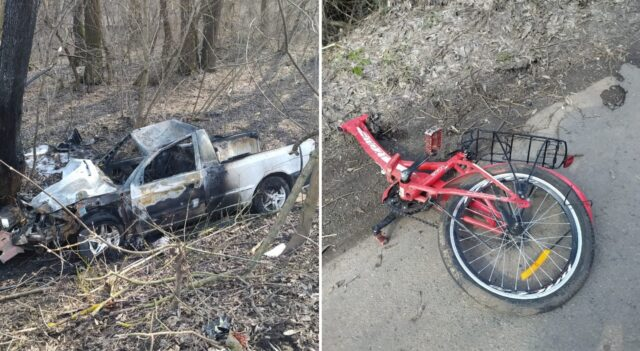 На Вінниччині судитимуть водія, який збив насмерть двох дітей