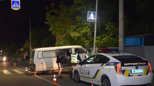 Поліція затримала вінничанина, який збив 19-річну дівчину та втік з місця пригоди