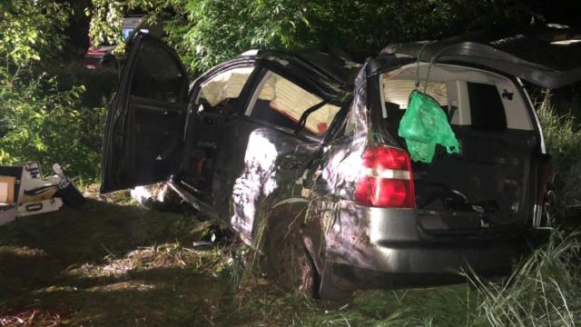 У Вінницькій області п'яний патрульний з Київщини скоїв смертельну ДТП