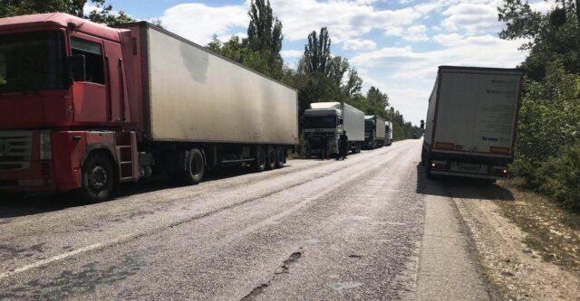 На Вінниччині через спеку ввели тимчасові обмеження руху великовагового транспорту