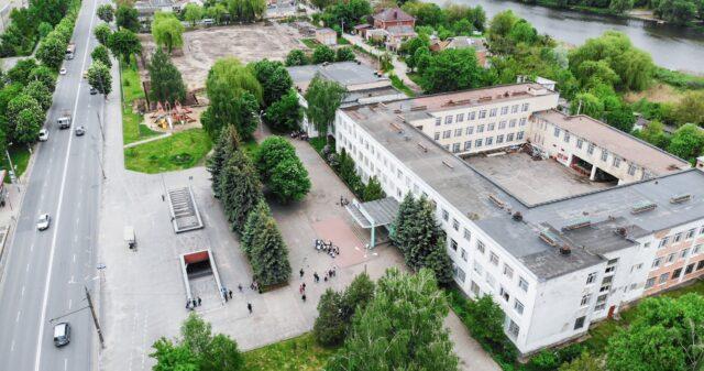 У Вінниці розпочалася реконструкція спортивного ядра школи-колегіуму №29