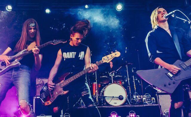 У Вінниці виступить шведський рок-гурт «Black House Hill»