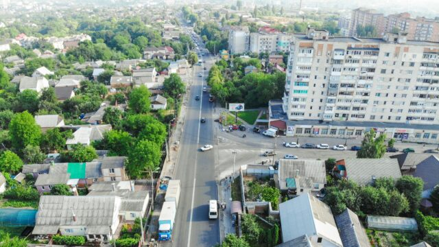 З затримкою у рік: у Вінниці продовжили комплексну реконструкцію вулиці Данила Нечая. ФОТО
