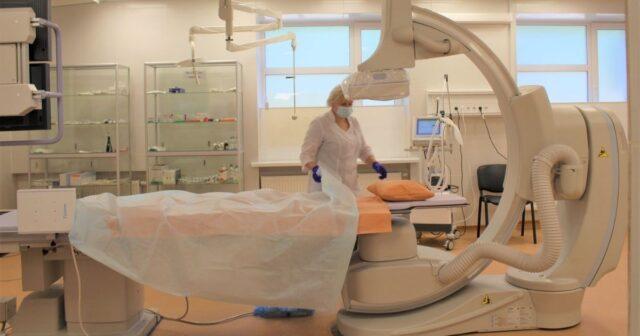Нове кардіохірургічне відділення запрацювало у Могилів-Подільській окружній лікарні. ФОТО