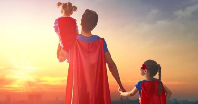 Риболовля, стрибки у мішках та подарунки: у Вінниці влаштують захід для батьків та дітей «Супер тато»