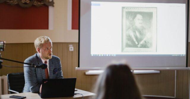 У Вінниці відбулася презентація унікальних фотографій з сімейного архіву Ґрохольських