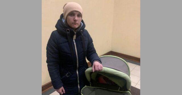 Поліція Вінниччини розшукує зниклу жінку з двома маленькими дітьми