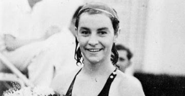 Багаторазова чемпіонка та рекордсменка: історики розповіли про вінницьку плавчиню Марію Гавриш
