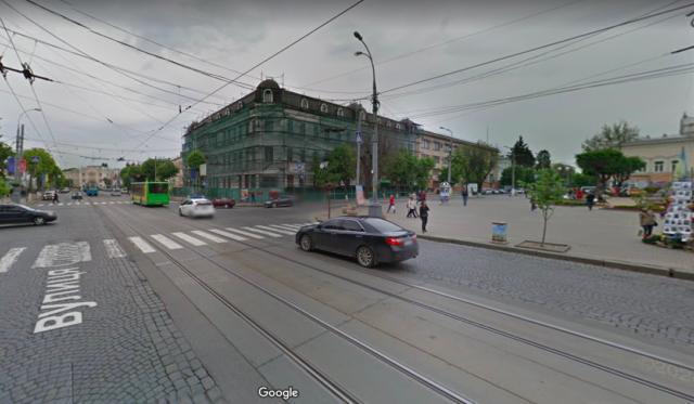 У Вінниці просять встановити світлофор на вулиці Соборній. ПЕТИЦІЯ