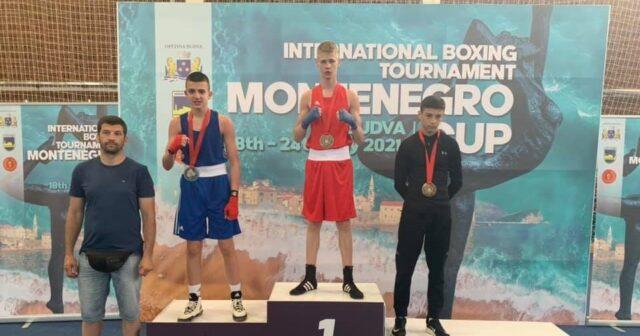 Вінничани отримали два «золота» на турнірі з боксу в Чорногорії