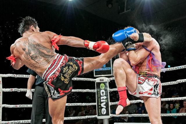 У Вінниці триває Чемпіонат України з таїландського боксу