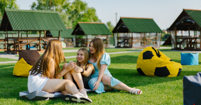 Альтанки «Вишня»: нова локація для відпочинку у Вінниці. ФОТО