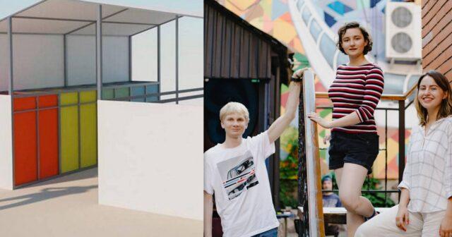 У Вінниці шукають волонтерів, які створять дизайн для мобільної станції сортування сміття