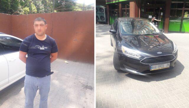 У Вінниці затримали росіянина, якого підозрюють у шахрайстві. ФОТО