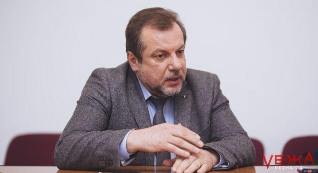 Олександр Рекута переміг у конкурсі на посаду головного архітектора Вінницької області