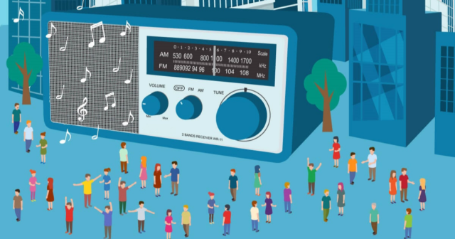 Вінничанин пропонує заборонити у місті звукову рекламу магазинів. ПЕТИЦІЯ