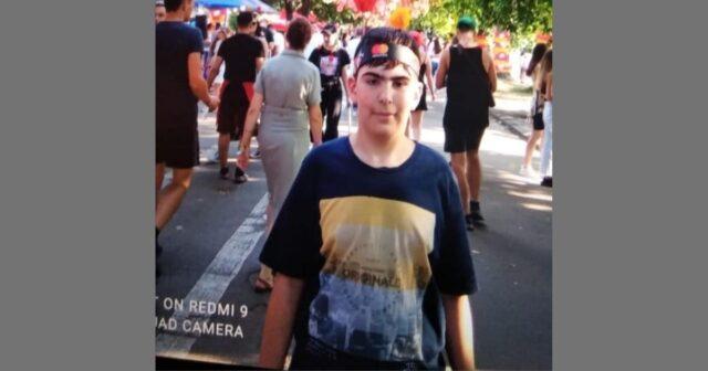 Поліція розшукує 14-річного хлопця, який приїхав у гості до бабусі у Вінниці та зник