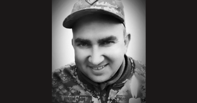 Внаслідок ворожих обстрілів у зоні ООС загинув військовий з Вінниччини
