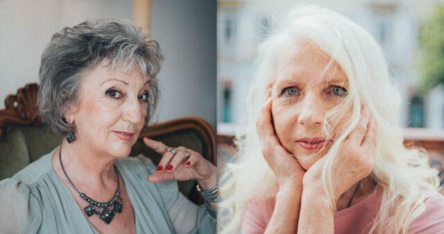 #сивакрасива: Вінниця долучилася до всеукраїнського флешмобу «Пишайтеся сивим волоссям». ФОТО