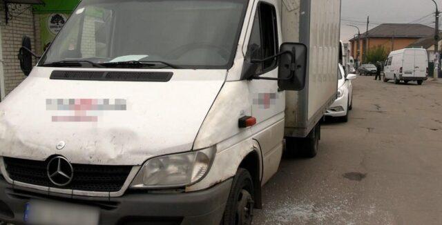 На Вінниччині затримали групу осіб, підозрюваних у розбійному нападі на водія-експедитора