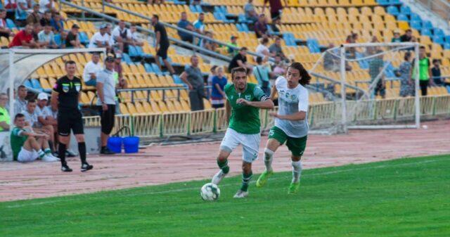 Вінницька «Нива» отримала перемогу в матчі з командою з Київщини