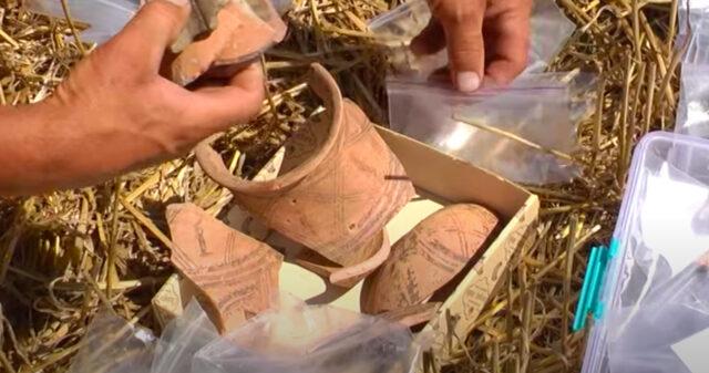 Горщики та кістяні кинджали: на Вінниччині тривають розкопки трипільського поселення