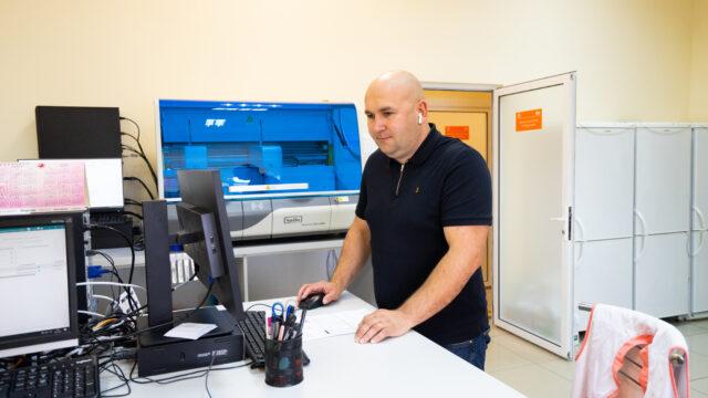Директор лабораторії: «Люди не звикли профілактикувати патології, тому не йдуть навіть на безкоштовні обстеження на гепатити В, С»