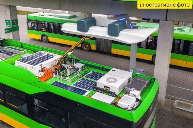 Вінниця може отримати 10 сучасних електробусів у рамках Кіотського протоколу