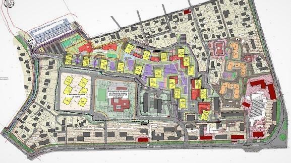 У Вінниці відбудуться громадські слухання щодо забудови кварталу біля Центрального парку