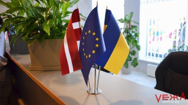 У Вінниці відкрили Почесне консульство Латвійської Республіки. ФОТО