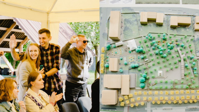 «Яблуневий сад у центрі 400-тисячного міста»: у Вінниці обрали переможця архітектурного конкурсу «Коцюбинський вдома». ФОТО