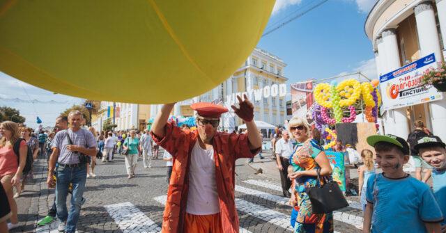 Міми, квести та вікторини: що ще буде на Дні міста у Вінниці