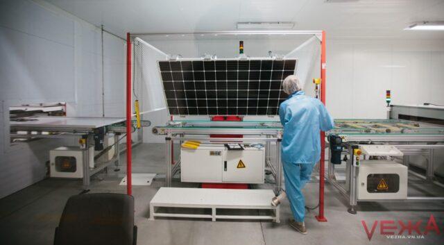 У Вінниці розробили програму будівництва сонячних електростанцій для закладів охорони здоров'я та комунальних підприємств