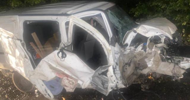 На Вінниччині розслідують ДТП, в якій травмувалися четверо людей