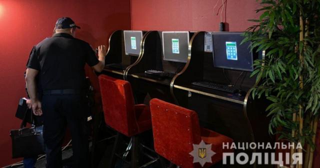 У Вінниці поліція вдруге закрила підпільний гральний заклад. ФОТО, ВІДЕО