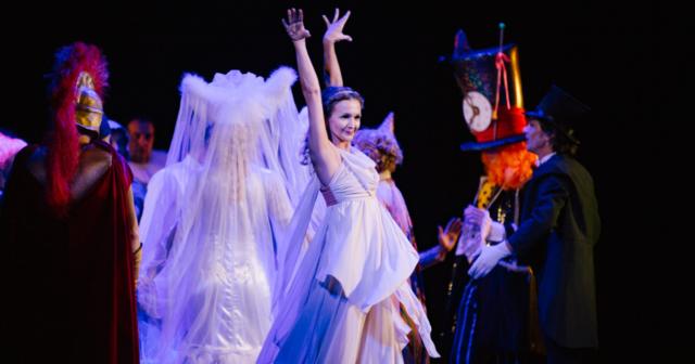 """Вистава """"Terra Incognita"""" відкрила 88-й театральний сезон в театрі імені Садовського. ФОТО"""