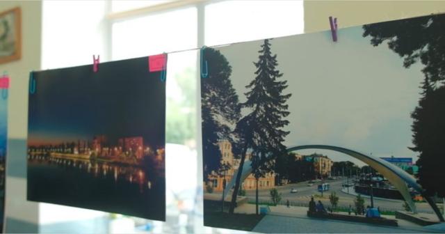 Вінницький фотограф до Дня міста відкрив виставку світлин, зроблених на телефон