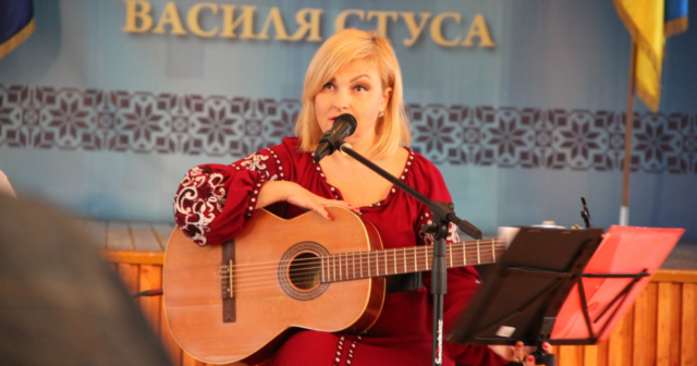 Ліричні та патріотичні: у Вінниці Марія Бурмака презентувала пісні на вірші українських класиків. ФОТО