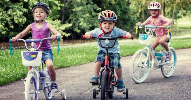 На велосипедах, самокатах та біговелах: у Вінниці відбудуться дитячі «Шалені перегони»