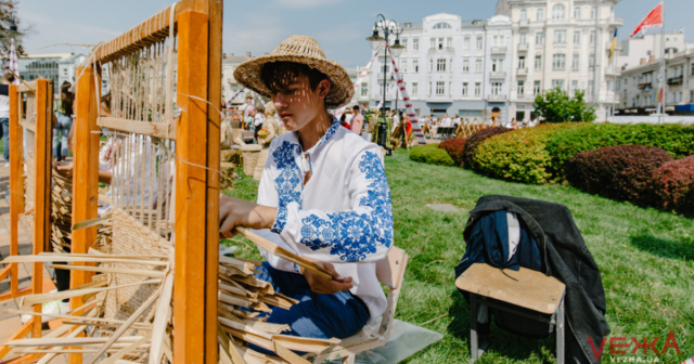 Восьмиметровий рушник та майстер-класи: на День міста у Вінниці відбудеться фестиваль народної творчості