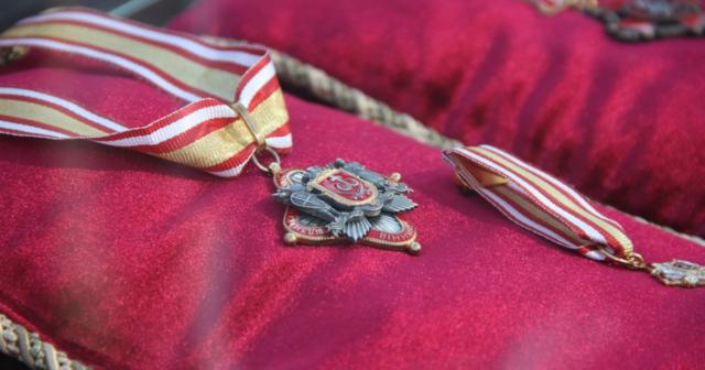 У Вінниці до Дня міста презентували клейноди та оновлені Почесні відзнаки. ФОТО