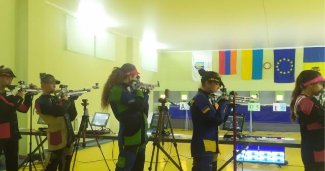 На Чемпіонаті України з кульової стрільби вінницькі спортсмени вибороли сім медалей