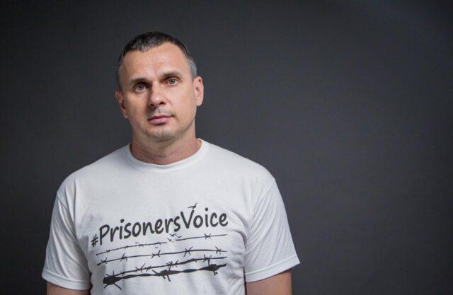 У Вінницю наступного тижня приїде Олег Сенцов
