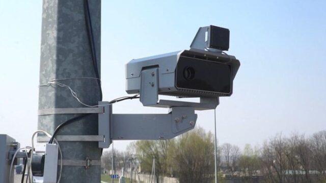 У Вінниці встановили чотири комплекси автофіксації порушень ПДР